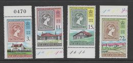 Falkland Islands 1978 Centenary Of Falkland Postage Stamp Set Unmounted Mint. - Falkland Islands