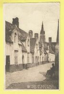 * Brugge - Bruges (West Vlaanderen) * (Nels, Série 12, Nr 98) Rue Saint Jean Du Marais, église, St Jan Meerschstraat - Brugge