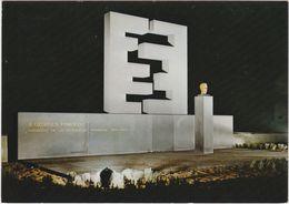 SAINT FLOUR Monument à Georges Pompidou Président De La République Francaise - Saint Flour