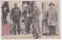 86 USSEAU Crime ,le Garde Chasse Roy Mené Par Les Gendarmes - France
