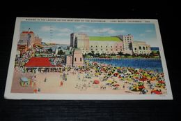 15865-                 CALIFORNIA, LONG BEACH, WEST SIDE OF THE AUDITORIUM - Long Beach