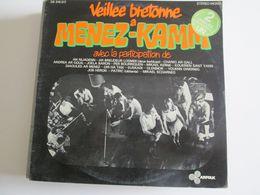 Veillée Bretonne A Menez-kamm (doubles Album) - Vinyl Records