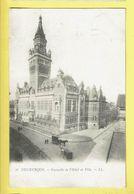 * Dunkerque (Dép 59 - Nord - France) * (LL, Nr 57) Ensemble De L'hotel De Ville, Town Hall, Rathaus, Panorama - Dunkerque