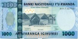 1.000 FRANCS 2004 - Rwanda