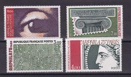 TIMBRE FRANCE  /DU N° 1830 AU N° 1833 NEUF SANS CHARNIERE - Autres
