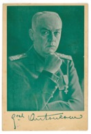 RO 51 - 7348 Maresalul ION ANTONESCU, Romania - Old Postcard - Unused - Very RARE - Romania