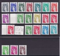 TIMBRE FRANCE  / DU N° 1962 AU N° 1979 NEUF SANS CHARNIERE COTE 11 EURO - Other