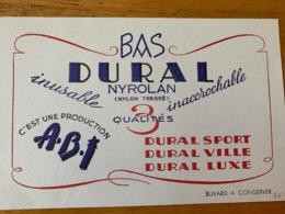 1 BUVARD BAS DURAL - Textilos & Vestidos