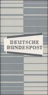 Ministerkarte Bund 416 Hauptstadt Hannover Typ IIIc, Marke ** Und ESSt Bonn 1964 - [7] République Fédérale