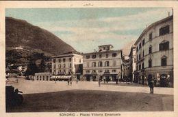 Sondrio -Piazza Vittorio Emanuele - Sondrio