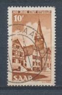Duitsland/Germany All. Bezetting/ All Occupation Saarland/Sarre 1950 Mi: 296 Yt: 276 (Gebr/used/obl/o)(5171) - Used Stamps
