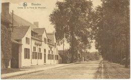 BLANDEN : Entrée De La Fôret De Meerdael - Cachet De La Poste 1930 - Oud-Heverlee