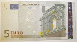 OLANDA 5 EURO P006 G1/P DUISENBERG CIR. - EURO