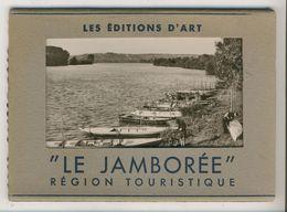 """78 - """"Le Jamborée""""   -   Région Touristique      (Pochette De 8 CPSM 10x15) - France"""