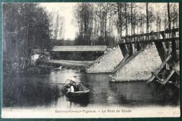 France - CPA - Dammartin-sur-Tigeaux - Le Pont Du Coude - (B275) - France