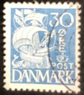 Danmark - D1/15 - 1934 - (°)used -  Zeilschip - 1913-47 (Christian X)