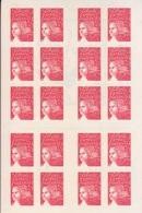 Marianne De Luquet, TVP Carnet Couverture Jaune De 20 TP N° 3419-C11 (Le Timbre, Un Plaisir Qui Se Communique), Neuf ** - Uso Corrente