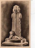 CP 54 Meurthe Et Moselle Nancy Monument Albert 1er Inauguré 4 Octobre 1936 - Nancy