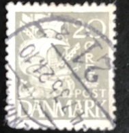 Danmark - D1/15 - 1933 - (°)used -  Zeilschip - 1913-47 (Christian X)