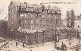 Nord        624        Lille.Université Catholique.Maison De Famille Albert Legrand ............ - Lille