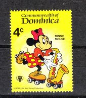 Dominica  - 1979. Disney. Minnie Suona Il Sassofono. Minnie Plays The Saxophone. MNH - Disney