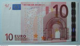 GERMANIA 10 EURO P002 I3/X DUISENBERG  XF. - EURO