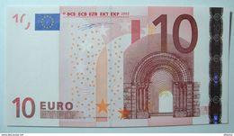 GERMANIA 10 EURO R010 E5/X DUISENBERG  UNC. - EURO