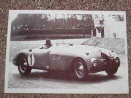 La Bugatti Victorieuse De J P Wimille Et Pierre Veyron 1939 - Le Mans