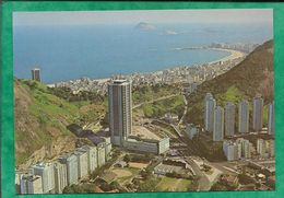Brasil Rio De Janeiro Vista Aérea Shopping Center Rio Sul E Copacabana 2scans - Rio De Janeiro