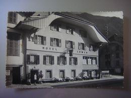 Suisse - Swiss - Berne - Hôtel LOWEN - Wimmis ( Non Noté Sur La Carte ) -- Carte Pas Courante - BE Berne