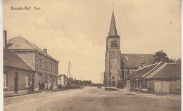 Ravels-Eel - Kerk En Omgeving - Geanimeerd - Uitg. A. Rogmans-Dykmans, Ravels - Ravels