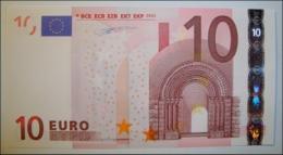 FRANCIA 10 EURO L013 A1/U DUISENBERG  UNC. - EURO