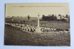 Arras - Cimetière Anglais De Ste Catherine Les Arras - Arras