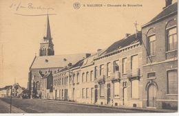 Mechelen - Steenweg Op Brussel - St Jan Berchmanskerk - Uitg. V. Van Den Eynde, Mechelen 8 - Mechelen