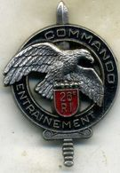 Insigne, CEC Centre Commando Du 26é Rgt D Infanterie___drago - Landmacht