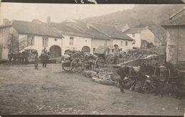 Halte Sanitaire à Pierre-Levée Près De Badonviller. (54) - War 1914-18