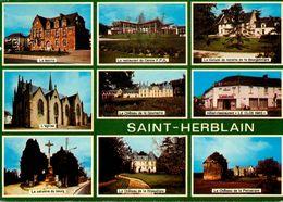 St Herblain * Souvenir De La Ville * Multivues - Saint Herblain