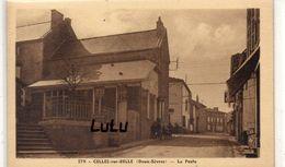 DEPT 79 : édit. Marceau Carrière N° 579 : Celles Sur Belle La Poste - Celles-sur-Belle