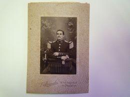 2020 - 5966  JOLIE PHOTO D'un Militaire Du  22è Régiment D'Infanterie Photo V. Branchu Paris   (format  14 X 10cm)   XXX - Non Classificati