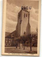 DEPT 79 : édit. Marceau Carrière N° 576 : Celles Sur Belle L'église - Celles-sur-Belle