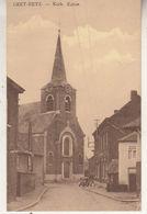 Geet-Betz - Kerk - Oldtimer - Uitg. F. Stas, Handelaar - Geetbets