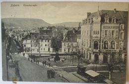 Zabern Hauptstrasse, Feldpost 2. Oberrhein. IR Nr. 99, 1916 (41931) - Weltkrieg 1914-18