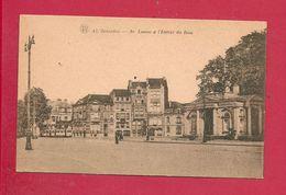 C.P. Bruxelles = Avenue  Louise  Et  Entrée  Du Bois - Brussel (Stad)