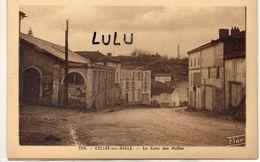 DEPT 79 : édit. Marceau Carrière N° 509 : Celles Sur Belle Le Coin Des Halles - Celles-sur-Belle