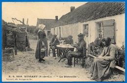 """CPA 62 WISSANT """"LA BISTOUILLE"""" ° Stévenard édit. E.S. 2216 - Wissant"""