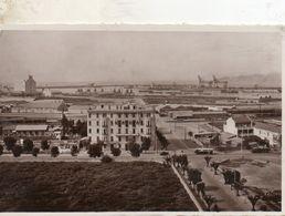 Casablanca -un  Coin  Du  Port  Et  Les  Travaux  Publics. - Casablanca