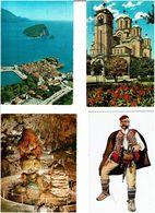 BELGIQUE / Lot 840 C.P.M. écrites - Postcards