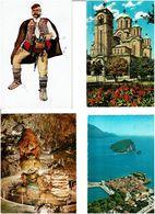 EX - YOUGOSLAVIE / Lot 830 C.P.M. écrites - Postcards