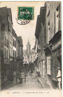 Amiens / L'Ancienne Rue Des Tripes / 1907 / Ed. LL - Amiens