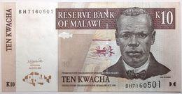 Malawi - 10 Kwacha - 2004 - PICK 51a - NEUF - Malawi